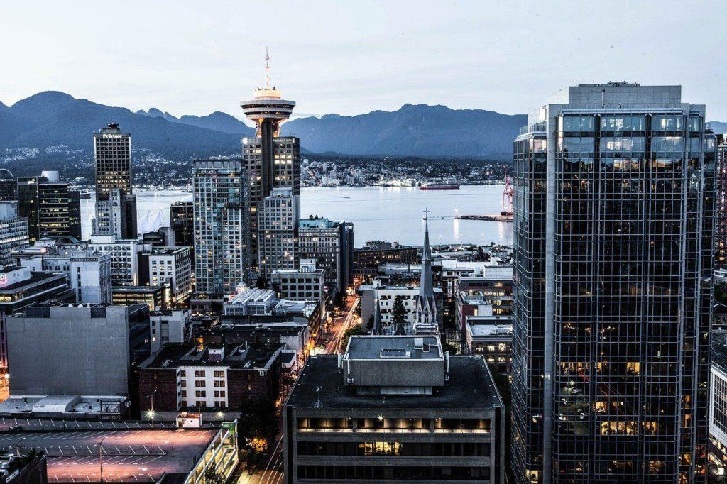 La ville de Vancouver - Canada