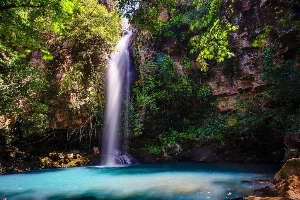 Se baigner au Costa Rica