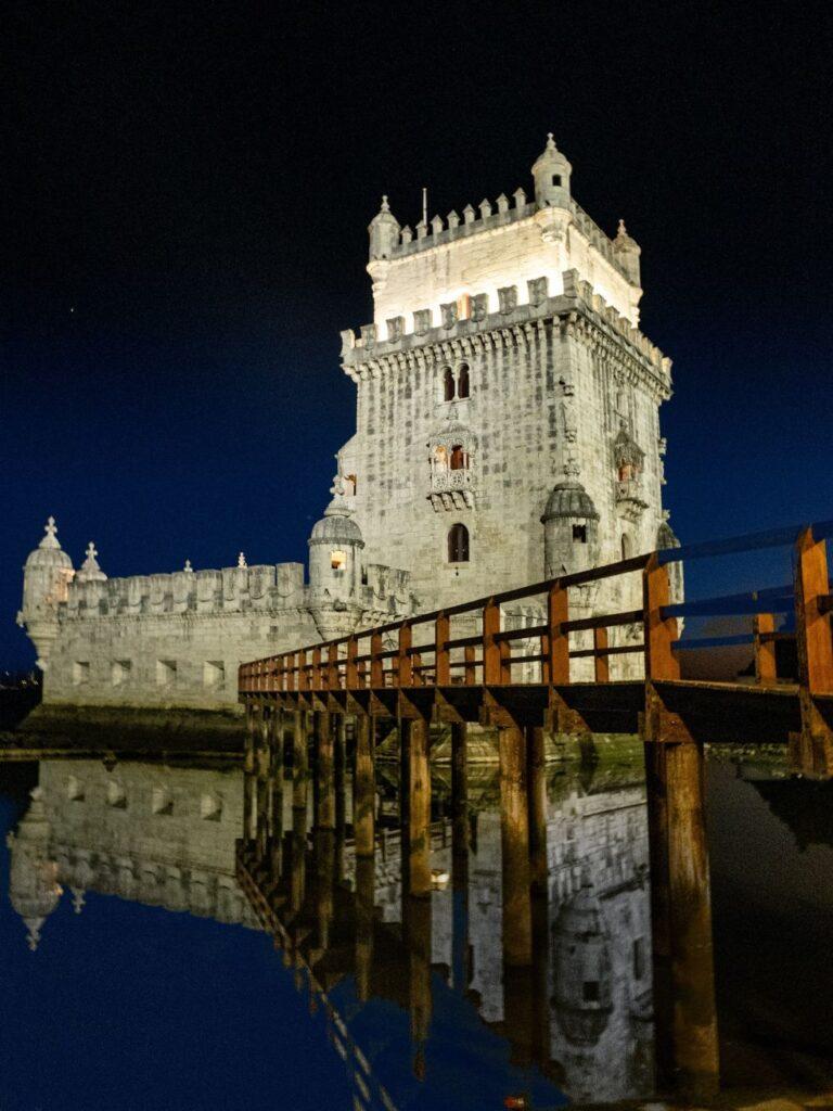 La Tour de Belém - Lisbonne